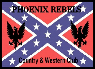 Phoenix Rebels Flag